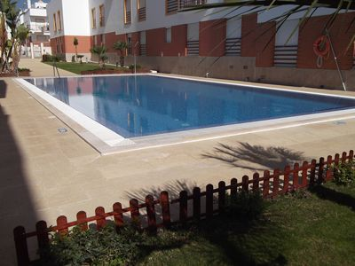 """Photo for Pool and beach in """"Cabanas"""" apartment - 42657 / AL"""