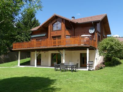Photo for 4 * cottage with a cozy atmosphere close to Pontarlier and Switzerland