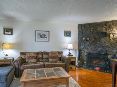 Photo for Polar Bear Den - Close to Airport, centrally located W/BBQ ; private entrance