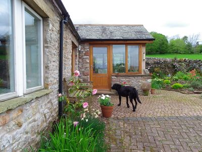 Photo for Pet friendly barn conversion with spectacular views, just for 2.
