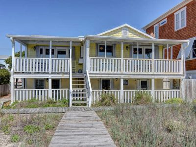 Photo for Oceanfront with Private Beach Access