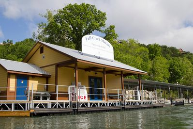 The Suites at Fall Creek Dock