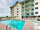 Pool - The complex pool, spa, and sun deck are a short walk from your door.