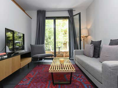 Photo for Chic and Cozy apartment in Barcelona 5