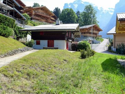 Photo for Apartment Chalet Unterpfand 10 in Grindelwald - 6 persons, 3 bedrooms