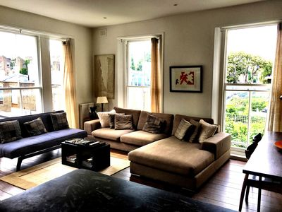 Photo for Fantastic Dual Aspect 2 Bed Appartment in  Holland Park, Kensington