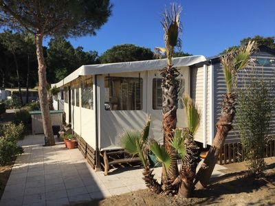 Photo for 3BR Mobile Home Vacation Rental in Ramatuelle, Var