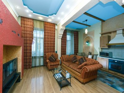 Photo for One bedroom Apartment - Centre of Kiev - 2140