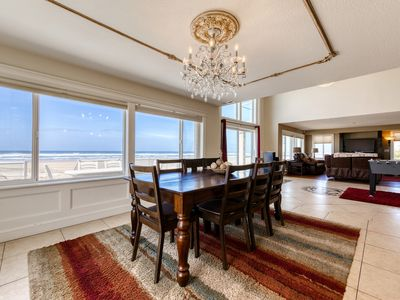 Photo for Classy, dog-friendly & oceanfront home w/ ocean views in an amazing location!