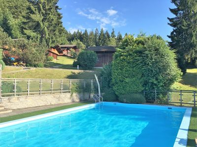 Photo for CHALET LE PIC GREEN 4 **** close to the clusaz