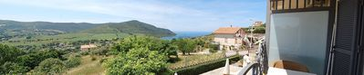 Photo for One bedroom Villa, sleeps 4 in Agropoli with Air Con