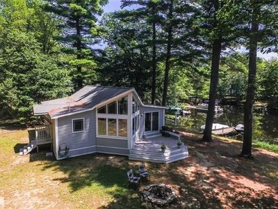Photo for A Home For All Seasons On Sebago Lake