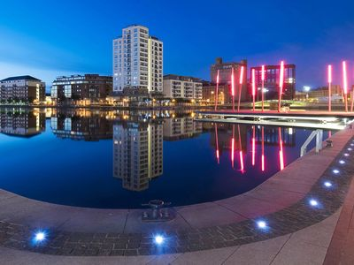 "Photo for Grand Canal Dock Waterfront Luxury ""Special Offer"""