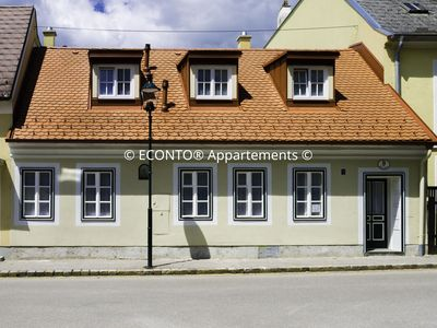 Photo for ECONTO 3b - apartment with terrace