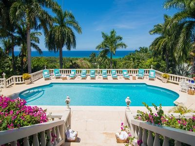 Photo for Luxury 7 Bedroom Villa in Jamaica with Private Pool and Full Compliment of Staff