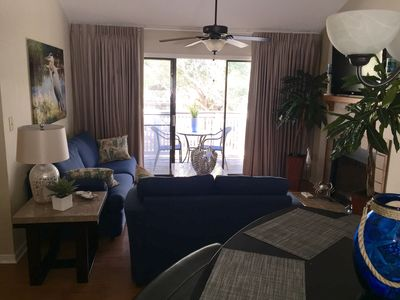 Photo for Barefeet Welcome! 3 Bed/3 Bath Newly Decorated Condo. Vacationer's Paradise!!!