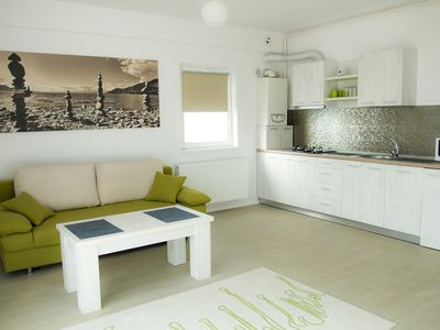 Photo for 24 Green Apartment with view at Black Sea