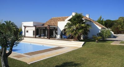 Photo for Villa Oasis Azul - beautiful villa with heated private pool, short walk to all amenities