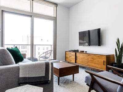 Photo for Sleek 1BR | WiFi | Downtown by Lyric