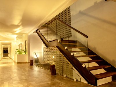 Photo for in this apartment-style accommodation you will enjoy private balconies.