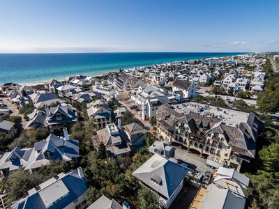 Photo for Dragonfly Cottage: South of 30A! One Street from Town Square!
