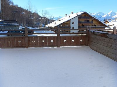 Photo for Apartment la Ferme de Sandra F0 in Nendaz - 2 persons, 1 bedrooms