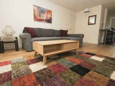 Photo for Hampshire Court: 2 bedrooms, sleeps 6, in the heart of Kemptown Village, close to sea, WiFi