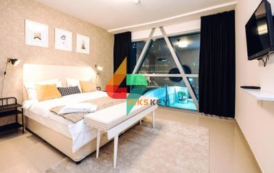Photo for Artistic 01 BR Apartment in Damac Park Towers- DIFC