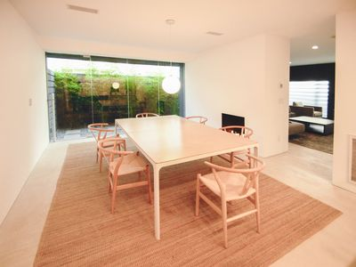 Photo for modern design japanese accents light and space