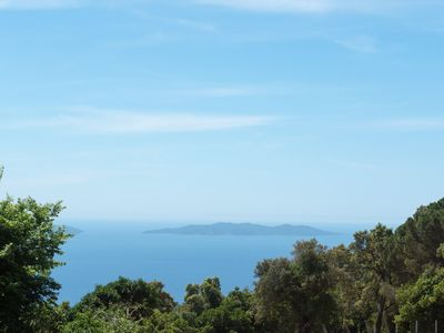 Photo for House 35m2 in Relais du vieux sauvaire in the forest of the Moors facing the sea