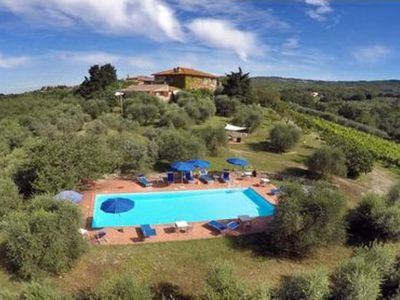 "Photo for Farmhouse in the chianti with swimming pool ""Foresta 2"""