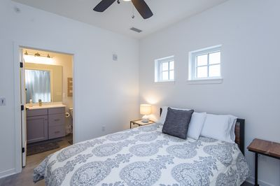 Bedroom #1 with ensuite