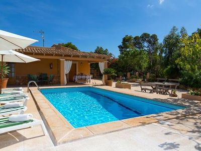 Photo for Holiday house Cala Santanyi for 1 - 6 persons with 3 bedrooms - Holiday house