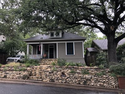 Photo for 100-year old bungalow in the heart of the City, walking distance to Zilker Park!