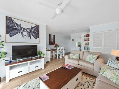 Photo for Curated Elegance ~ 2 Bed / 1 Bath / 1 Car ~ 10mins CBD + Airport