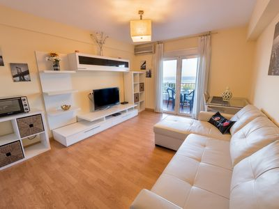 Photo for Always Happy cozy apartment 400 m from the beach
