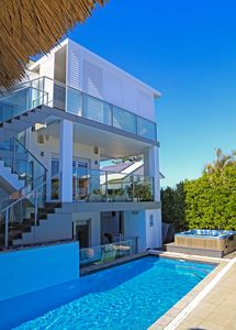 Photo for DoVilla-Sleeps 16 - Luxury Style Accommodation with Pool Spa -200m Walk to beach