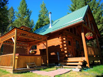 Photo for The Eagle's Nest - A Romantic Hideaway for Two with Private Gazebo and Sp