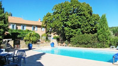 Photo for Vacation home Mas des Sources  in Visan, Mont Ventoux surroundings - 16 persons, 7 bedrooms