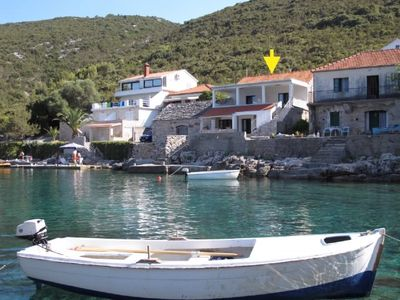 Photo for 2BR Apartment Vacation Rental in Split-Dalmatia County, Op?ina Jelsa