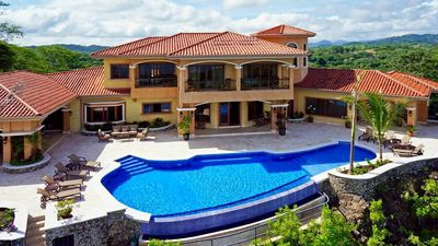 Photo for Luxurious Private Exquisitely Appointed Villa   with Ocean Views From Every Room