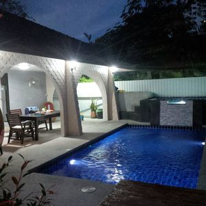 Photo for Grand Condotel Villa Rosa pool/Jacuzzi