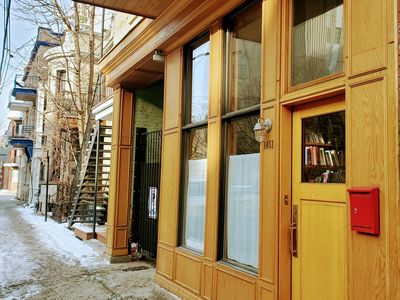 Large family home in the heart of Montreal