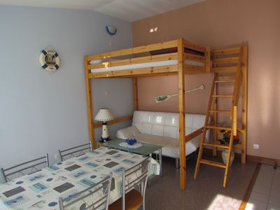 Photo for Apartment 28m², new residence, 300m from the old port and the historic center.