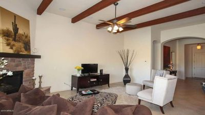 Photo for Mesa Arizona.  Mountain Bridge.  4 bedroom Home.  Pool and heated hot tub.