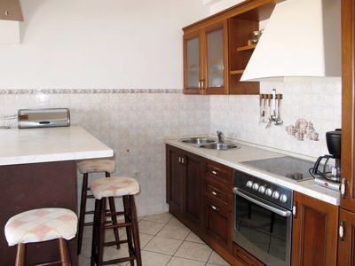 Photo for Apartment Stipic (MLK125) in Krk/Malinska - 5 persons, 2 bedrooms