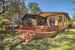 Photo for 3BR Cabin Vacation Rental in Keystone Heights, Florida