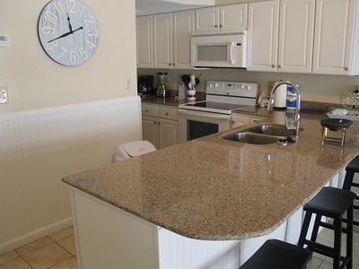 Photo for SB 128  2 BR 2 BA Gorgeous Beach Side Condo, Sugar Sands