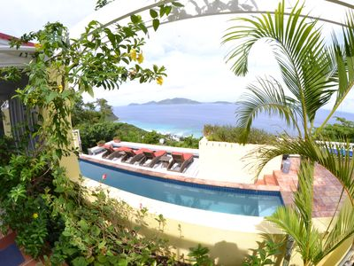 Photo for 25% Aug -Oct Sale Luxury LongView Villa Stunning Views