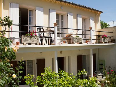 Photo for Villa with garden near the historic center of Narbonne
